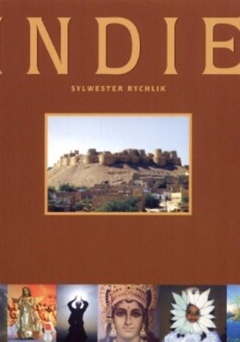 Okładka książki Indie. Poezje