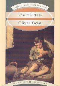 Okładka książki Oliver Twist