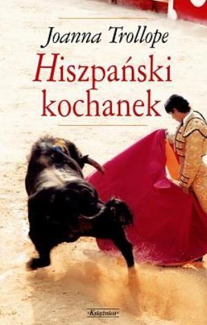 Okładka książki Hiszpański kochanek