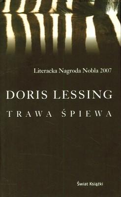 Okładka książki Trawa śpiewa