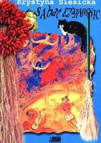 Okładka książki Sabat czarownic