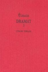 Okładka książki Dramat t. 3