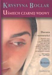 Okładka książki Uśmiech czarnej wdowy