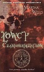 Okładka książki Łowcy czarnoksiężników