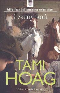 Okładka książki Czarny koń