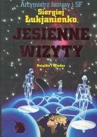 Okładka książki Jesienne wizyty