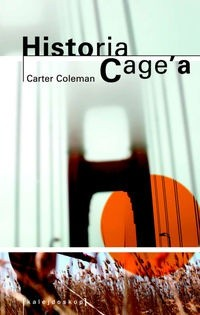 Okładka książki Historia Cage'a