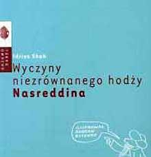 Okładka książki Wyczyny niezrównanego hodży Nasreddina