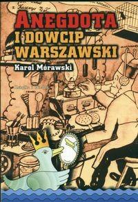 Okładka książki Anegdota i dowcip warszawski