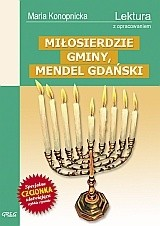 Okładka książki Miłosierdzie gminy. Mendel Gdański