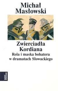 Okładka książki zwierciadło Kordiana