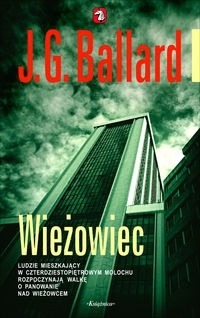 Wieżowiec - James Graham Ballard