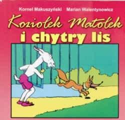 Okładka książki Koziołek Matołek i chytry lis