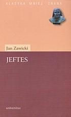 Okładka książki Jeftes