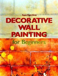 Okładka książki Decorative wall painting for Beginners
