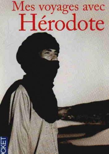 Okładka książki Mes voyages avec Herodote