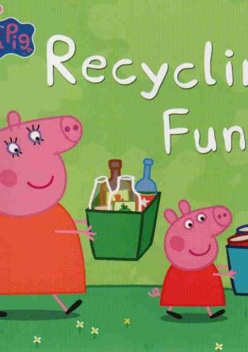 Okładka książki Peppa pig. Recycling fun!