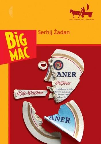 Okładka książki Big Mac