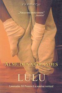 Okładka książki Lulu