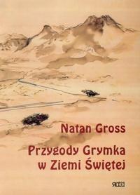 Okładka książki Przygody Grymka w Ziemi Świętej