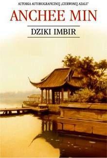 Okładka książki Dziki imbir