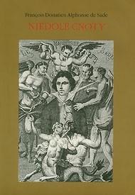Okładka książki Niedole cnoty