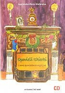 Okładka książki Opowieść Iskierki i inne opowiadania. Książka audio CD