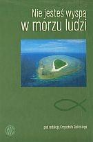 Okładka książki Nie jesteś wyspą w morzu ludzi