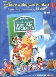 Okładka książki Niezwykła przygoda Kubusia Puchatka