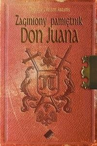 Okładka książki Zaginiony pamiętnik Don Juana