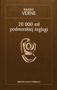 20.000 mil podmorskiej żeglugi - Juliusz Verne
