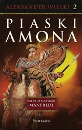 Okładka książki Piaski Amona
