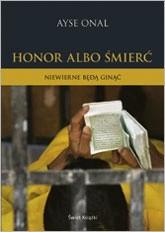 Okładka książki Honor albo śmierć