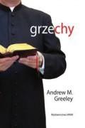 Okładka książki Grzechy