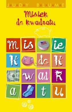 Okładka książki Misiek do kwadratu
