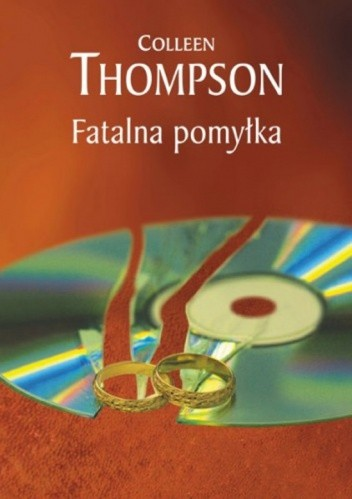 Okładka książki Fatalna pomyłka