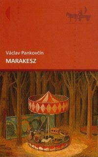 Okładka książki Marakesz