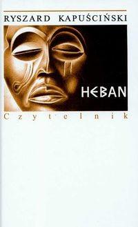 Okładka książki Heban