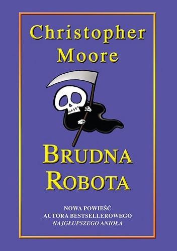 Okładka książki Brudna robota