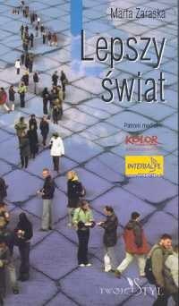 Okładka książki Lepszy świat