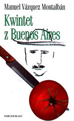 Okładka książki Kwintet z Buenos Aires