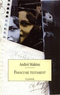 Okładka książki Francuski testament