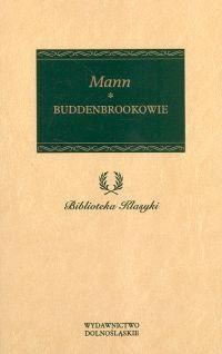 Okładka książki Buddenbrookowie