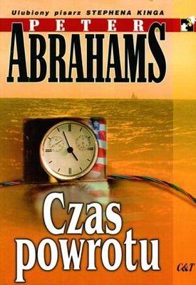 Okładka książki Czas powrotu