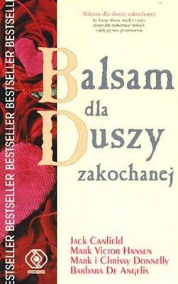 Okładka książki Balsam dla duszy zakochanej