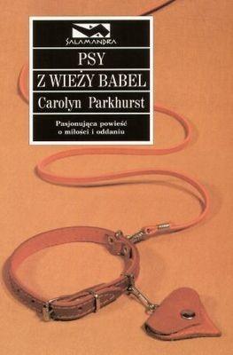 Okładka książki Psy z Wieży Babel