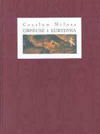 Okładka książki Orfeusz i Eurydyka