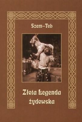 Okładka książki Złota legenda żydowska