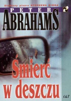 Okładka książki Śmierć w deszczu