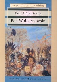 Okładka książki Pan Wołodyjowski